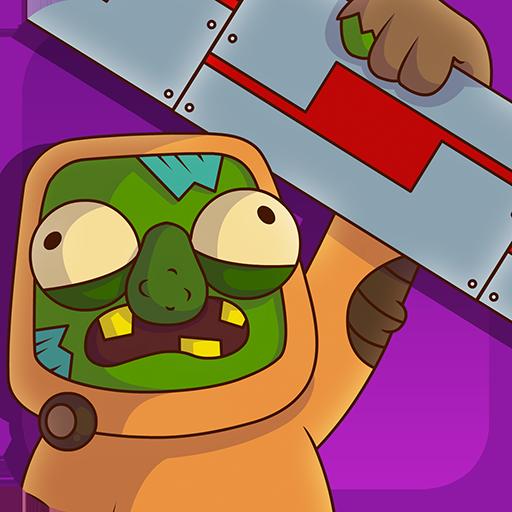 分公司英雄:僵尸 休閒 App LOGO-硬是要APP