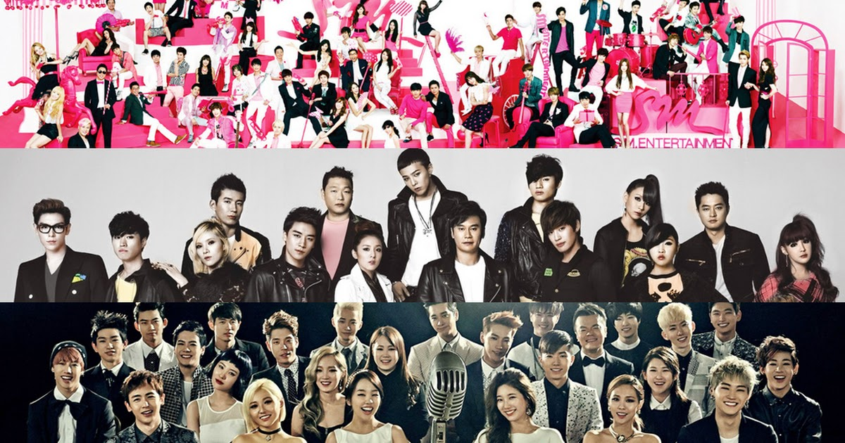 SM, YG, and JYP Entertainment continue to delay registering with the government