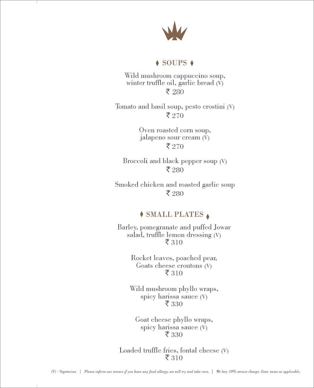 Pranzi menu 8
