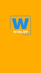 Waardepas Retail App - náhled