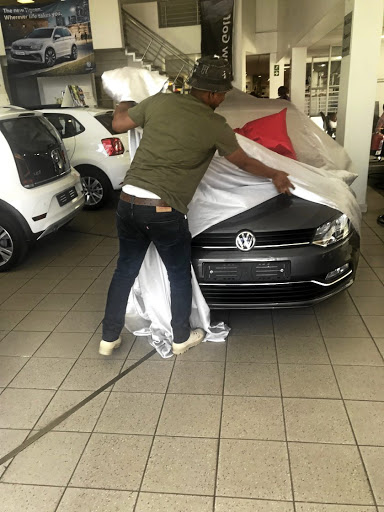 New Polo gives client headache in three weeks