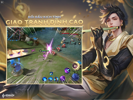 Garena Liu00ean Quu00e2n Mobile apktram screenshots 10