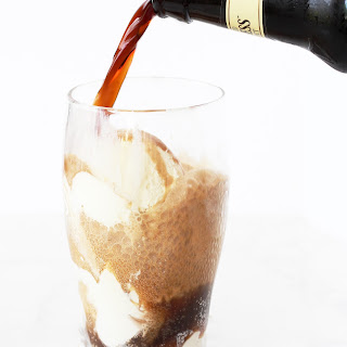 Beer With Ice Cream Float Recipes