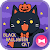 Cute Wallpaper Black Halloween Cat Theme file APK for Gaming PC/PS3/PS4 Smart TV