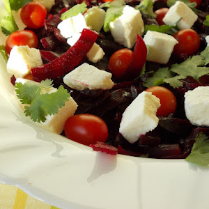 Beet Salad With Curd