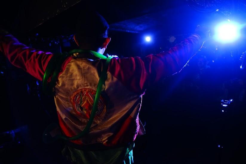 2016/03/22 PYT at [l'International [パリ6日目] 3rd. LIVE