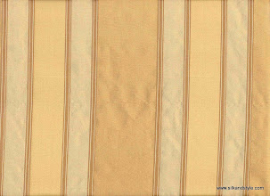 Photo: Lucknow 19 - Laklas Stripes - Color Silver Green