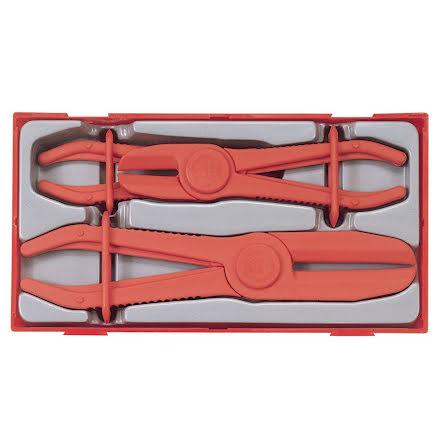 Slangklämmsats Teng Tools TTHC03