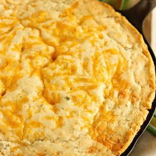Beer & Cheese Skillet Bread