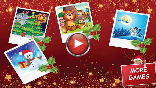 Christmas Color & Scratch for kids & toddlers ☃ 2018.24 screenshots 1