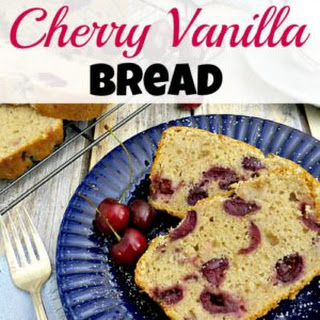 Fresh Cherry Nut Bread Recipes