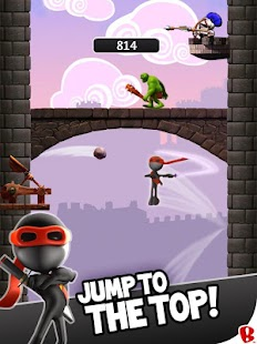 NinJump DLX: Endless Ninja Fun- screenshot thumbnail