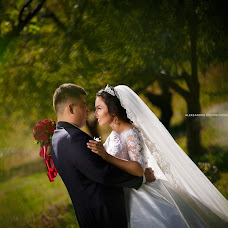 Wedding photographer Aleksandra Romanchenko (photo2012). Photo of 01.05.2018