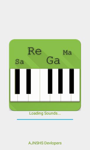 Sargam Piano Notes 18.0 screenshots 1