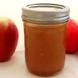 Apple Caramel Pancake Syrup.