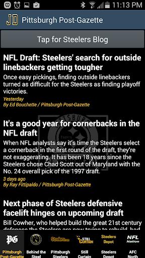 JD's Pittsburgh Steelers News