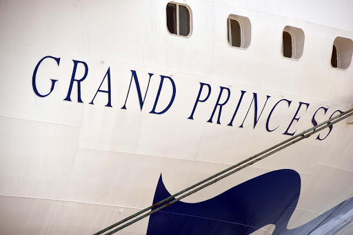 grand-princess-name.jpg - Grand Princess was a great way to see the Mexican Riviera.