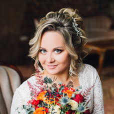 Wedding photographer Anna Ionova (Annabell). Photo of 31.01.2017