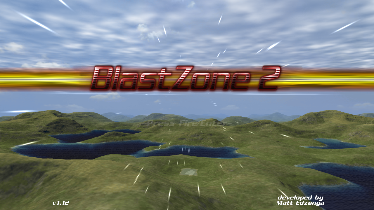 BlastZone 2 Lite: Arcade Shooter- screenshot