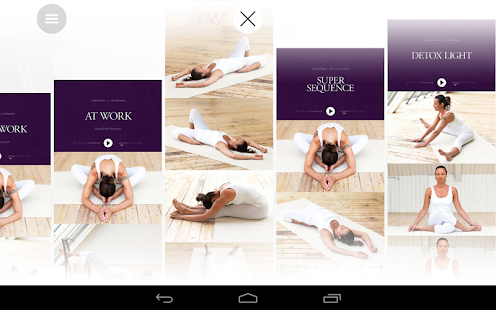 Yin yoga- screenshot thumbnail