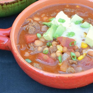 Busy Day Slow Cooker Taco Soup.