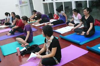 Photo: 20110914健康活力瑜伽