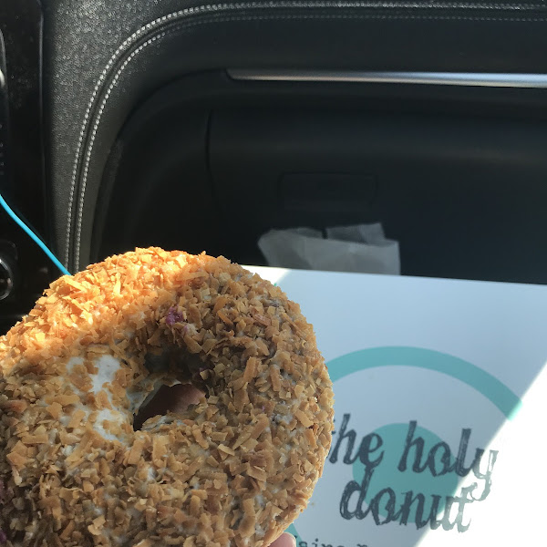 Photo from The Holy Donut