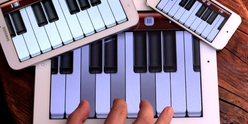 Easy Multi-Touch Piano