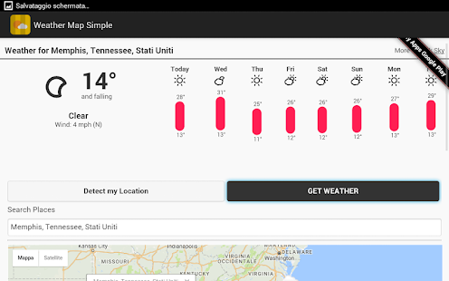 Weather Map Apps On Google Play