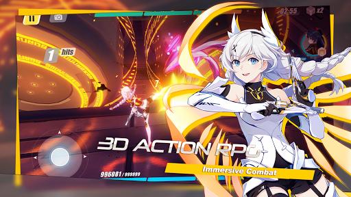Honkai Impact 3  captures d'écran 5