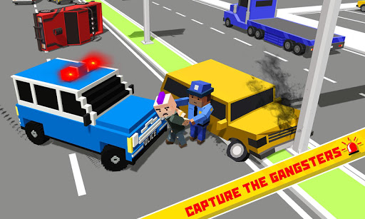Police Hero Rescue: San Andreas Gangster COP Chase hack tool