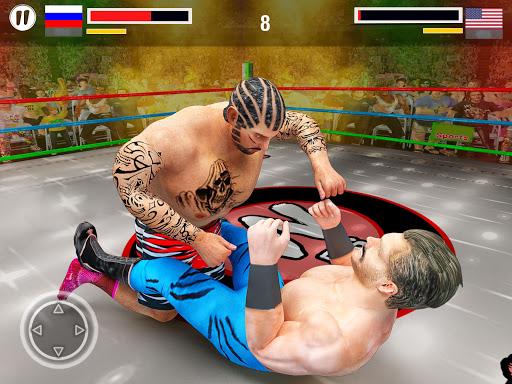Wrestling Fight Revolution 20: World Fighting Game 1.4.0 screenshots 5
