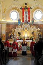 Photo: który przewodniczył Mszy św.