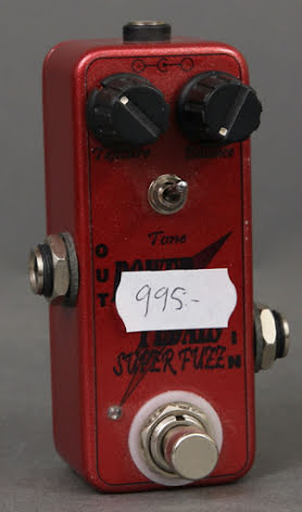 Power Pedals Super Fuzz USED. Good condition. No box or PSU.