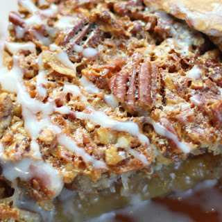 Deep Dish Coconut Pecan Pie