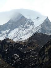 Photo: Hinter Deurali erreichen wir die alpine Zone