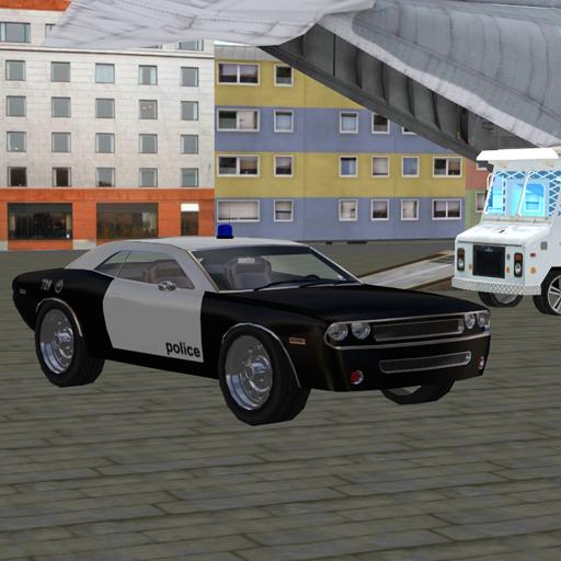 模擬App|La polizia Aereo Transporter P LOGO-3C達人阿輝的APP