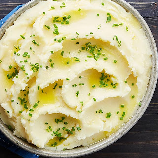 15-Minute Microwave Mashed Potatoes.