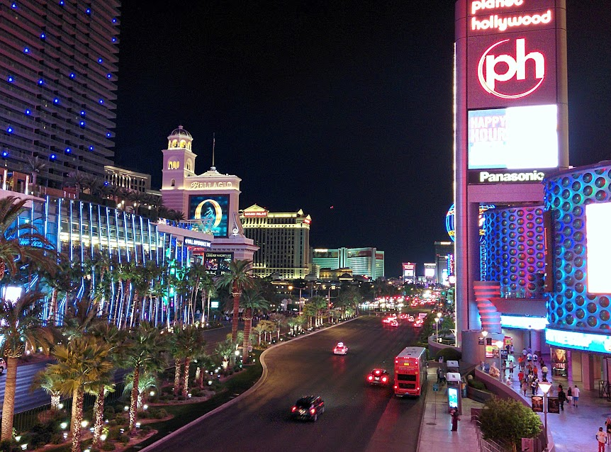 Strip de Las Vegas