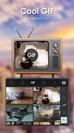 玩免費個人化APP|下載Black Grey Glass Keyboard Skin app不用錢|硬是要APP