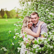 Wedding photographer Anna Nazareva (AnnNazareva). Photo of 29.04.2016