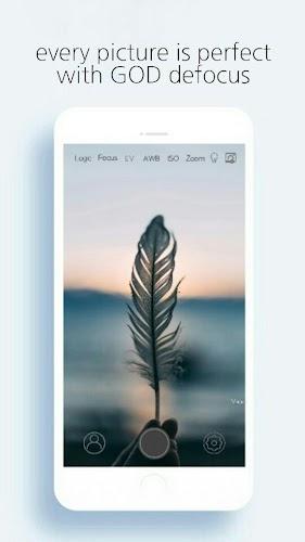 Download God Defocus Camera Pro (Defocus, Bokeh, Portrait