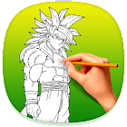 How to Draw Dragon Ball Z Easy icon