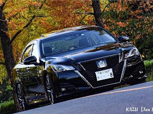 クラウンアスリート ARS210 ATHLETE S-T・ 平成29年式のカスタム事例画像 KAZU【Jun Style】さんの2020年11月12日20:36の投稿