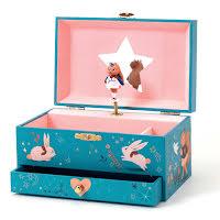 Djeco - Music box - Magic Squirrel