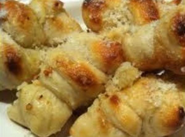Parmesan Knots Recipe