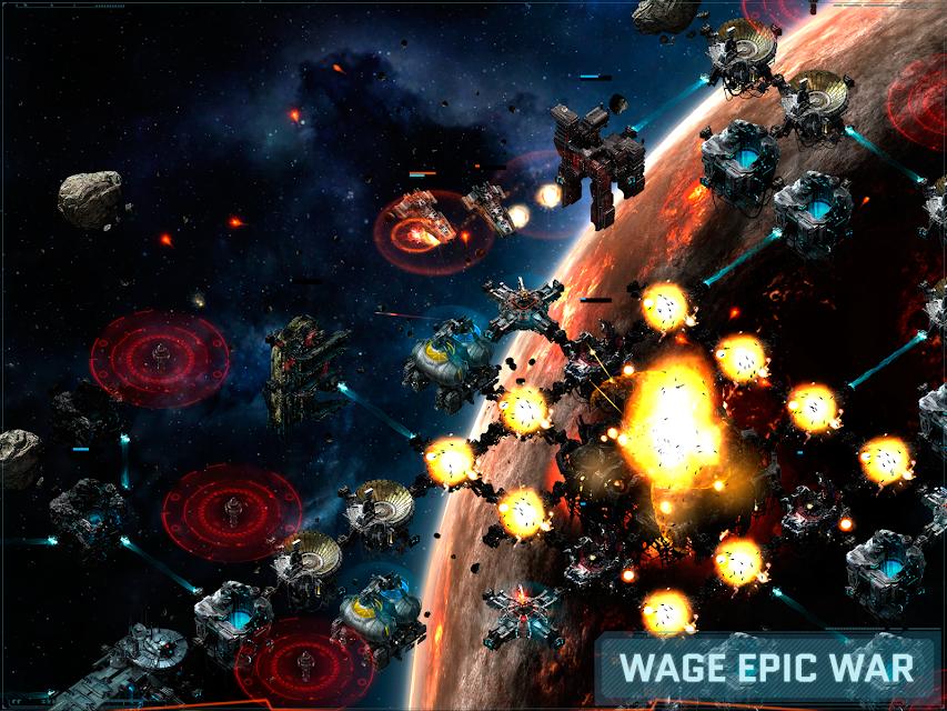 VEGA Conflict screenshots