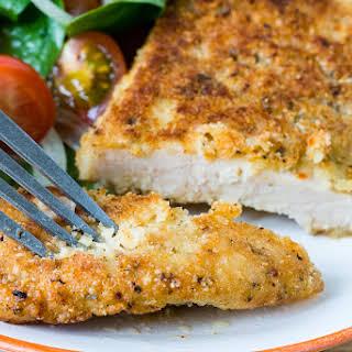 Crispy Chicken Cutlets (Grain Free & Gluten Free).