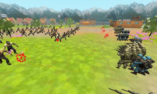 WORLD WAR ZOMBIES screenshots 2