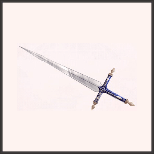 エリスの刃(濃紫)